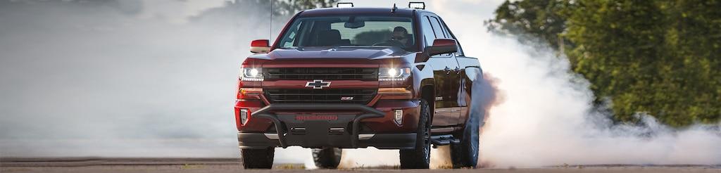 Camioneta pickup Chevrolet Silverado 2017