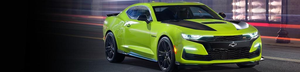 Mejoras para vehículos Chevy Performance