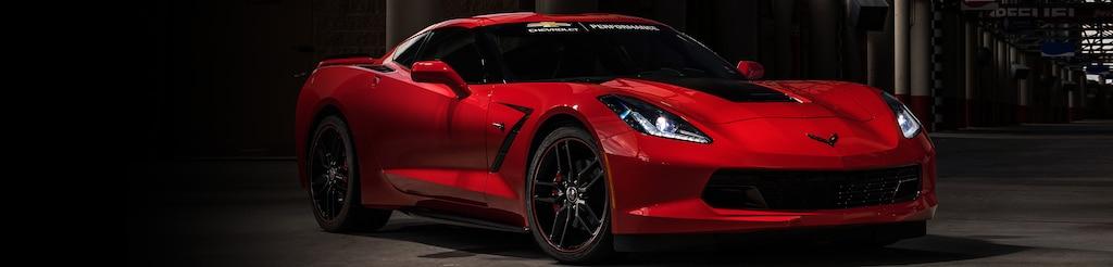 Mejoras para el auto deportivo Chevrolet Corvette 2017