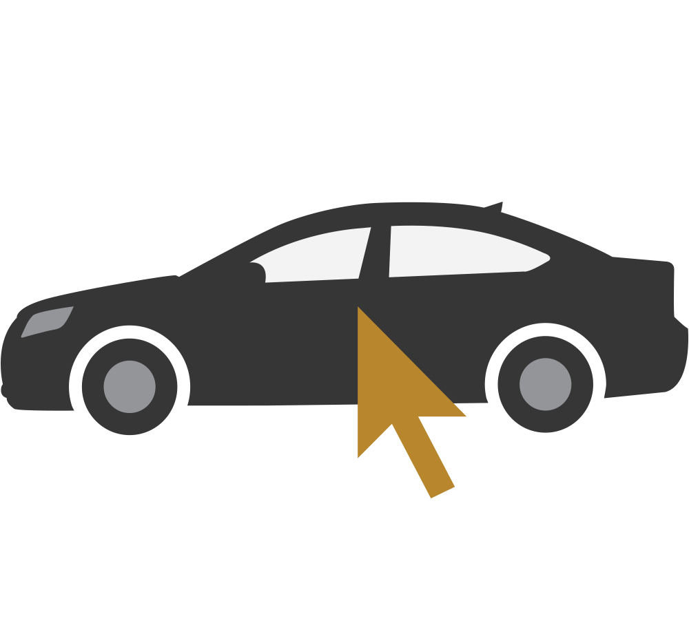 Ícono de Selecciona tu vehículo