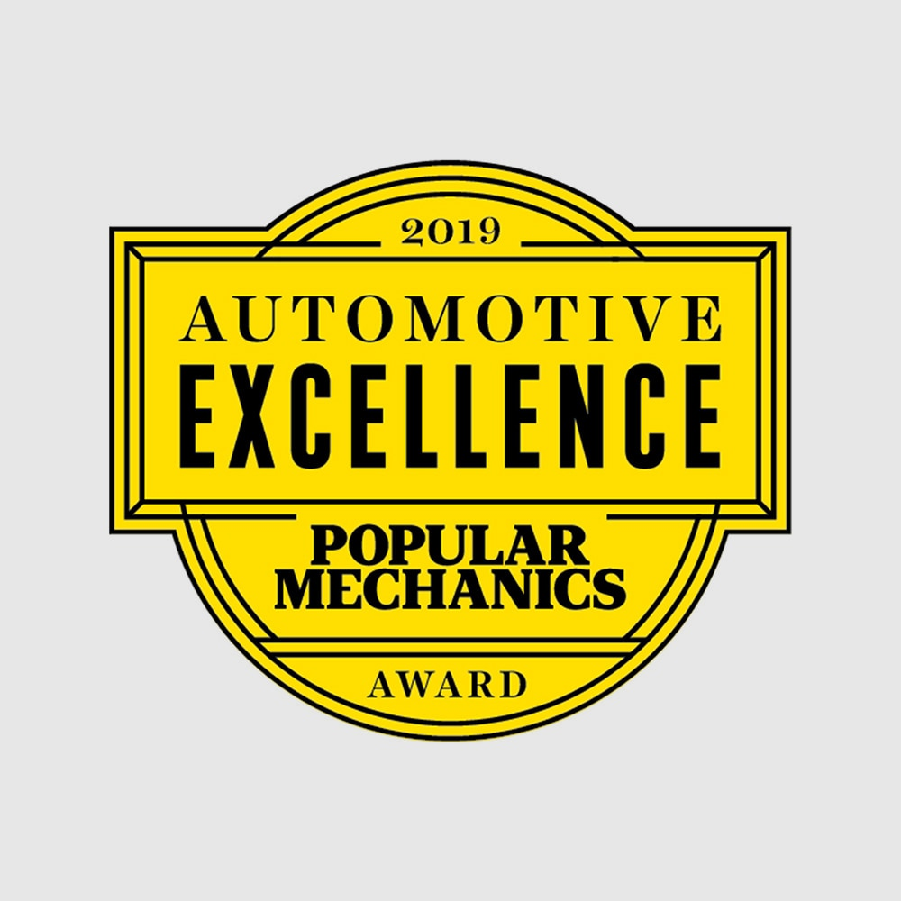 Por qué comprar: Automotive Excellence Award de Popular Mechanics