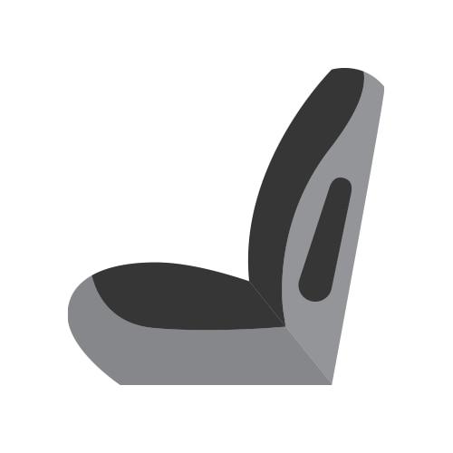 Ícono de asiento