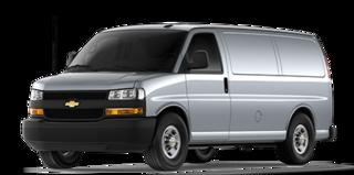 Chevrolet Express Van Jellybean