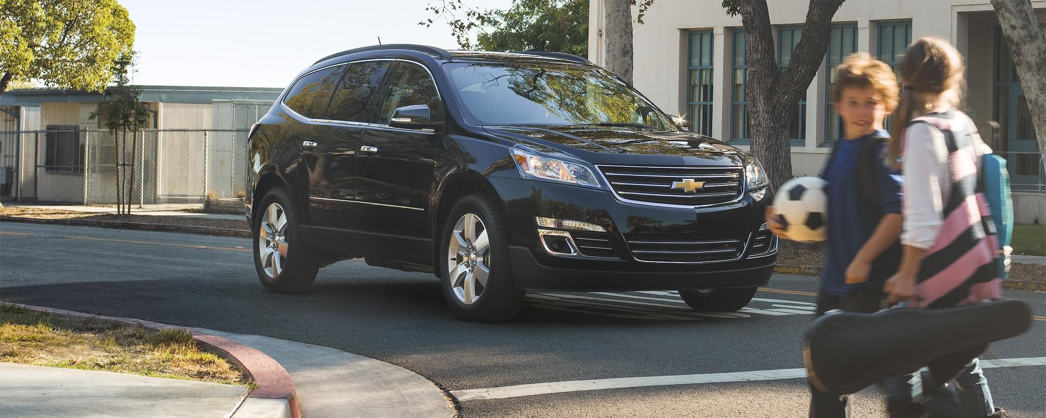 Programa de descuento de Chevrolet para educadores