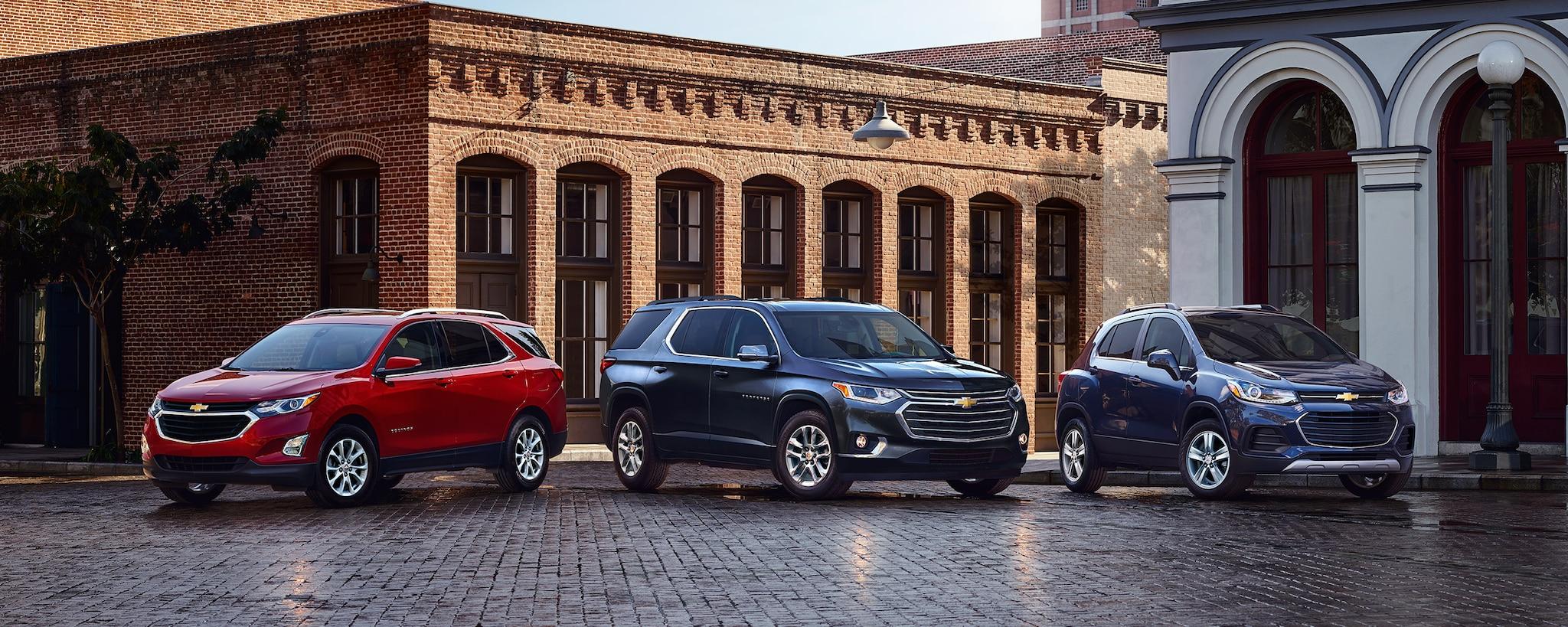 Descuentos de Chevrolet