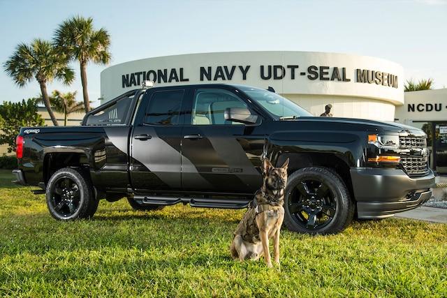 Programa para militares de Chevrolet