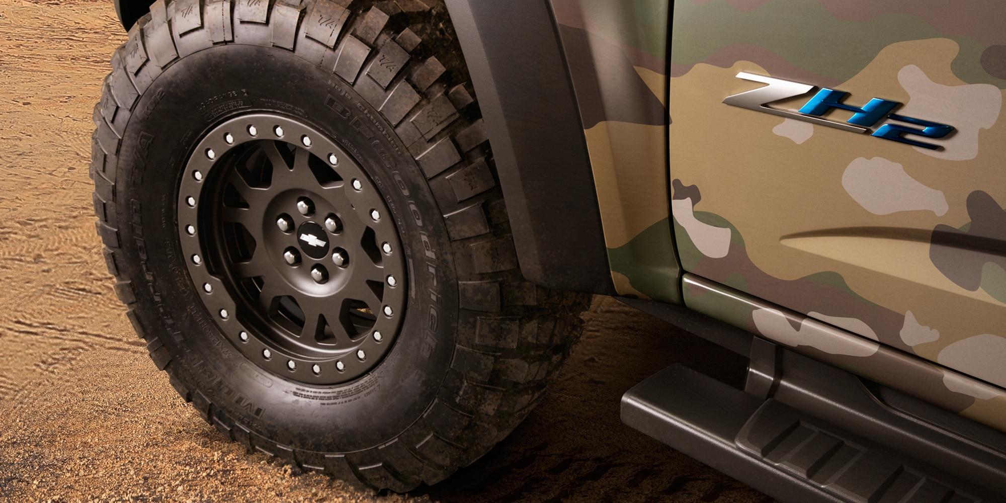 Neumáticos de Colorado ZH2