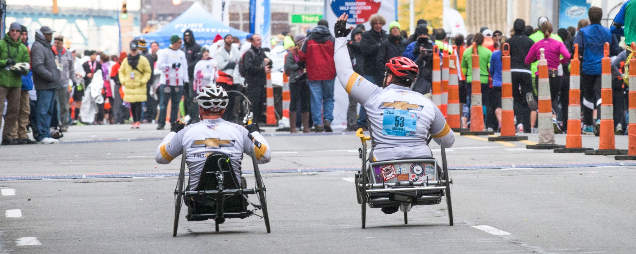 Descuentos para militares de Chevrolet: El Achilles Freedom Team of Wounded Veterans