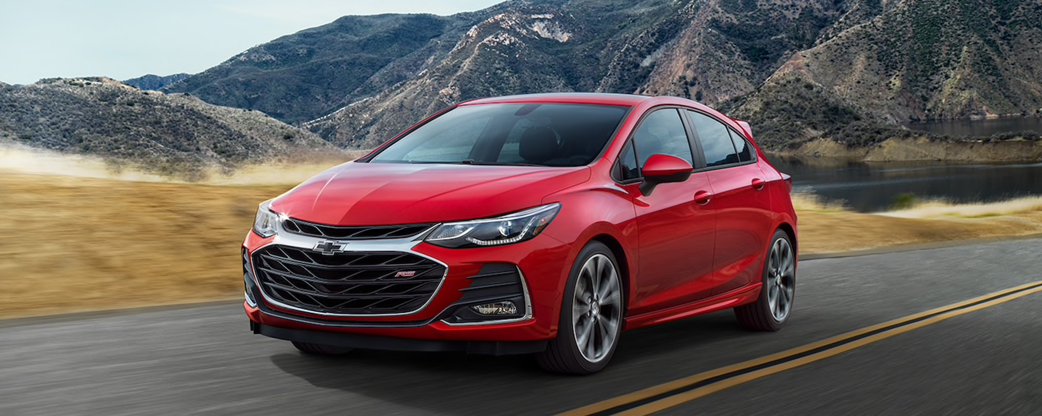 Chevrolet Cruze RS Hatch 2019