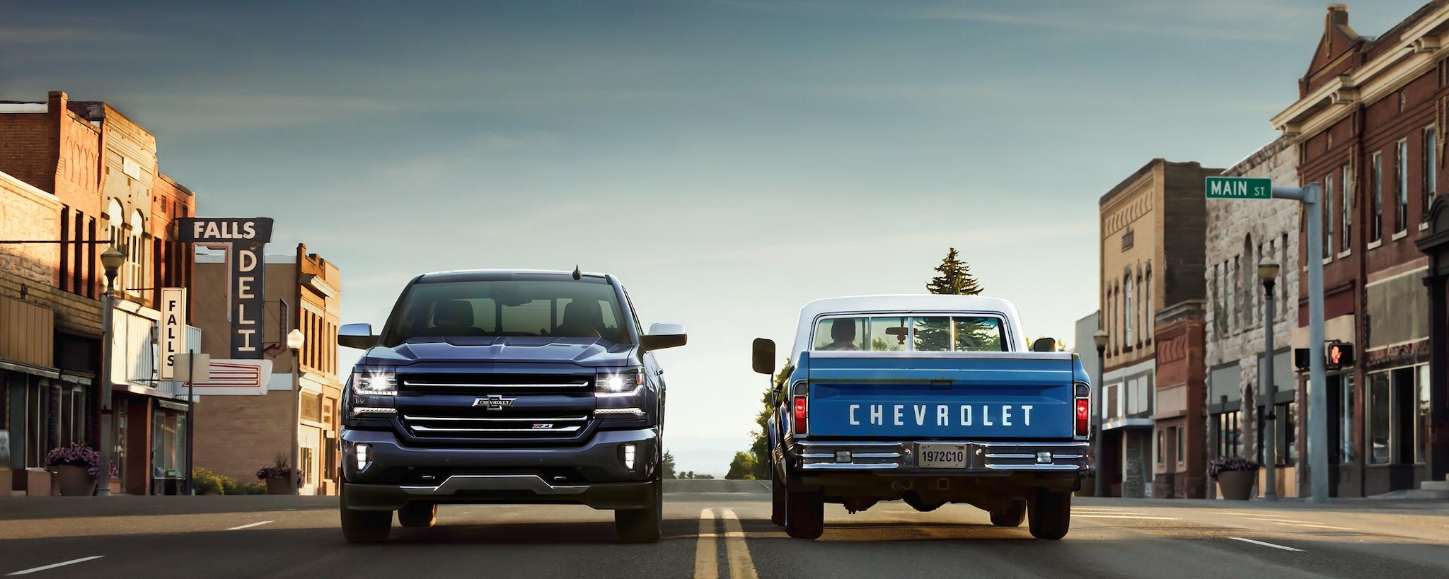 Centennial Edition: 100 años de camionetas Chevy | Chevrolet