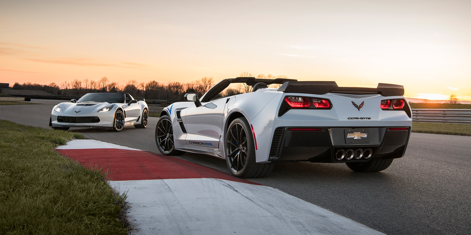 Corvette Special Editions Carbon 65 Edition