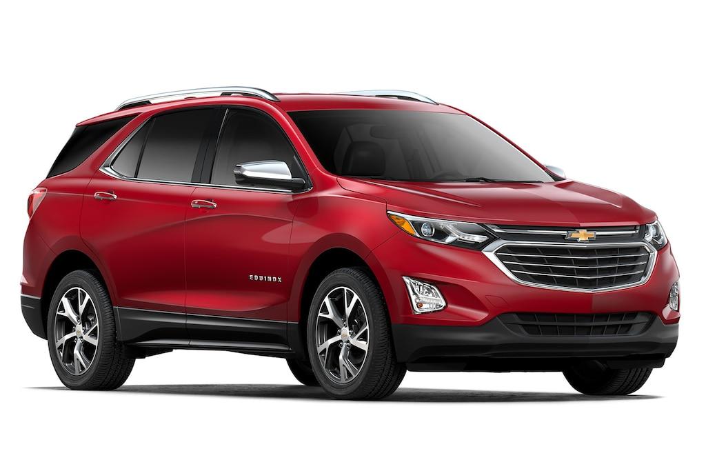 SUV Crossover de Chevrolet: Equinox
