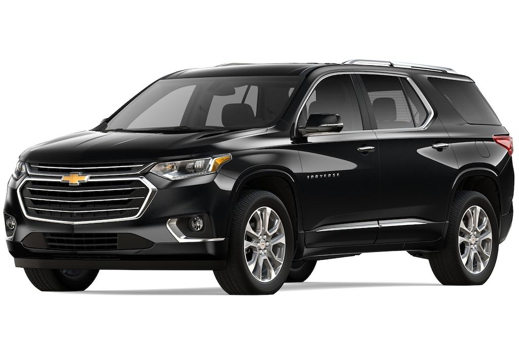 SUV Crossover de Chevrolet: Traverse