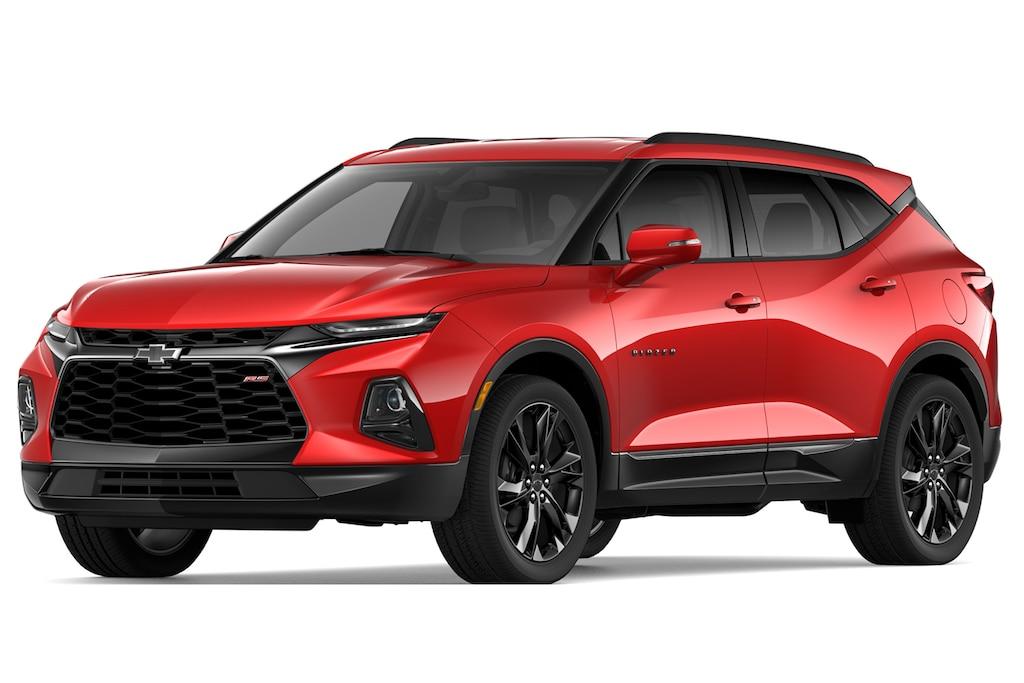 SUV Crossover de Chevrolet: La totalmente nueva Blazer