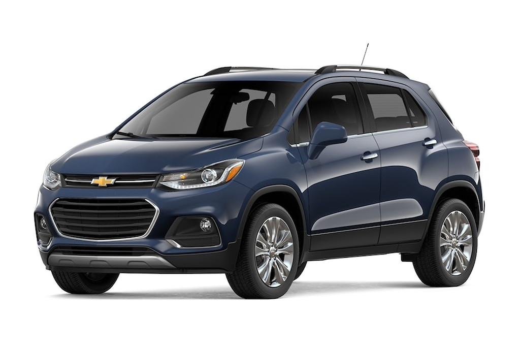 SUV Crossover de Chevrolet: Trax