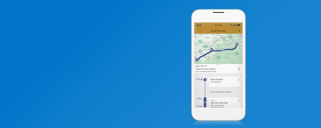 Energy Assist: Planifica tu ruta
