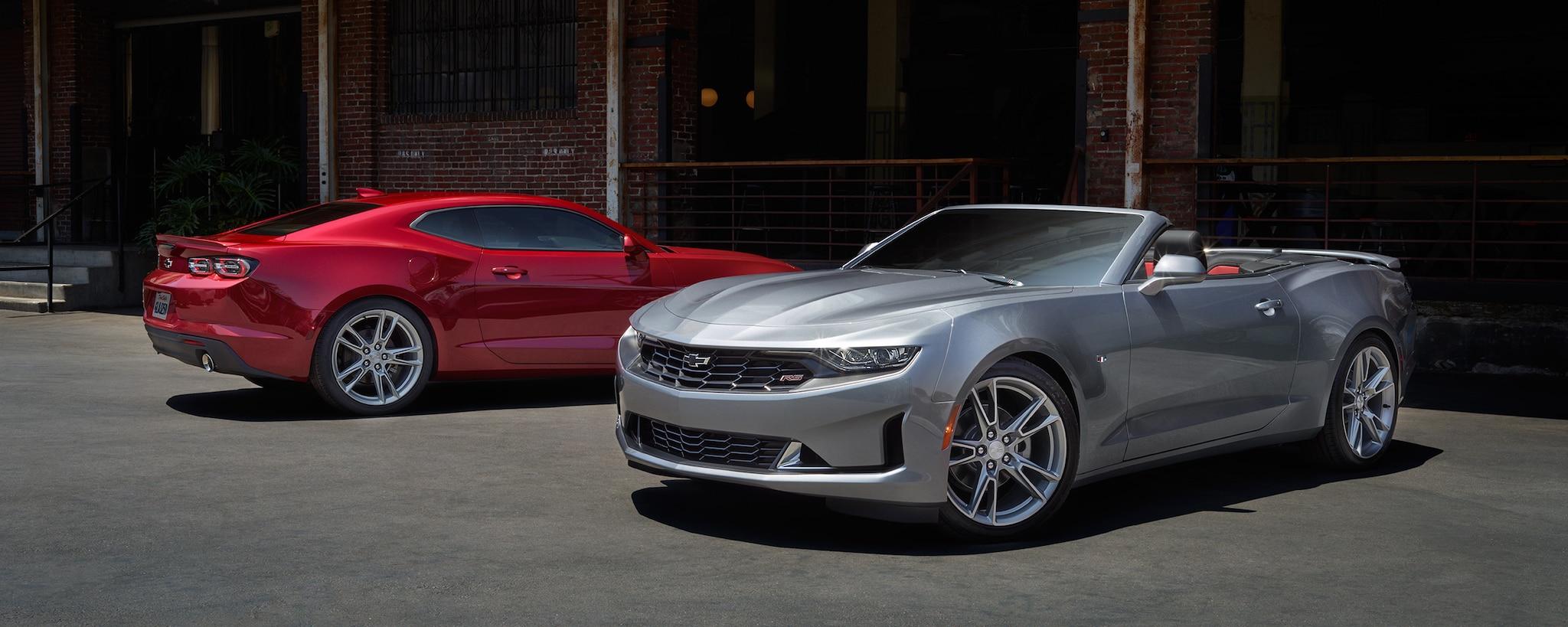 Autos deportivos Chevrolet