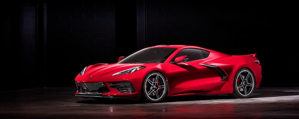Gama de vehículos Chevrolet Performance: Camaro y Corvette