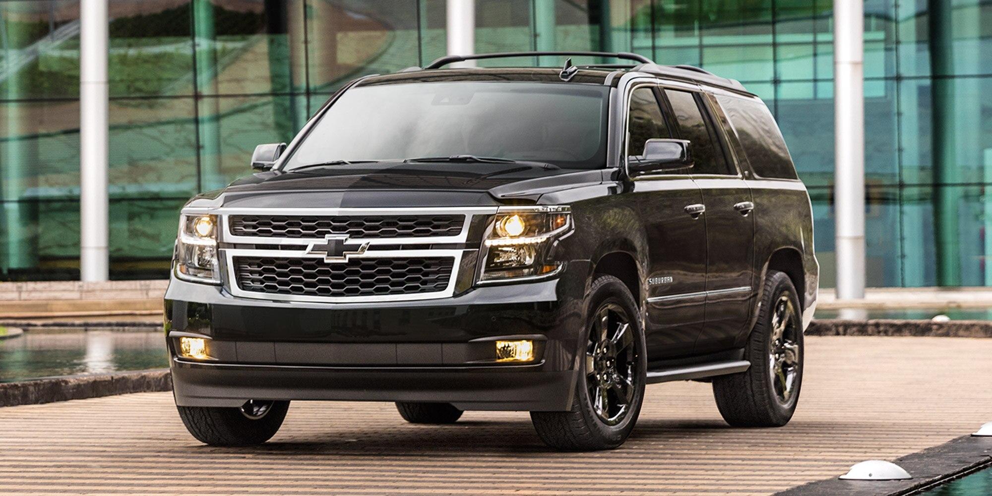 SUV grande Suburban: Ediciones especiales | Chevrolet