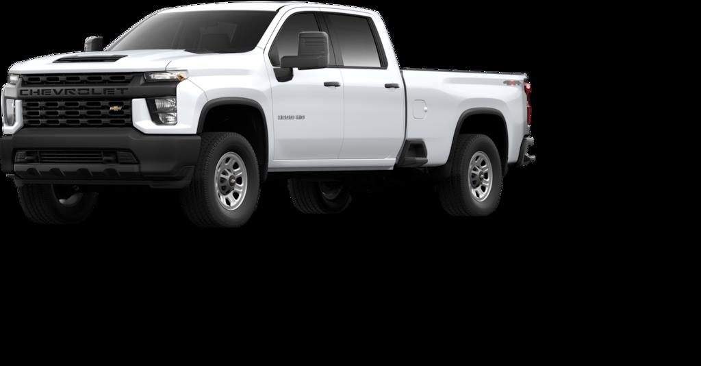 Silverado 2500HD/3500HD 2020
