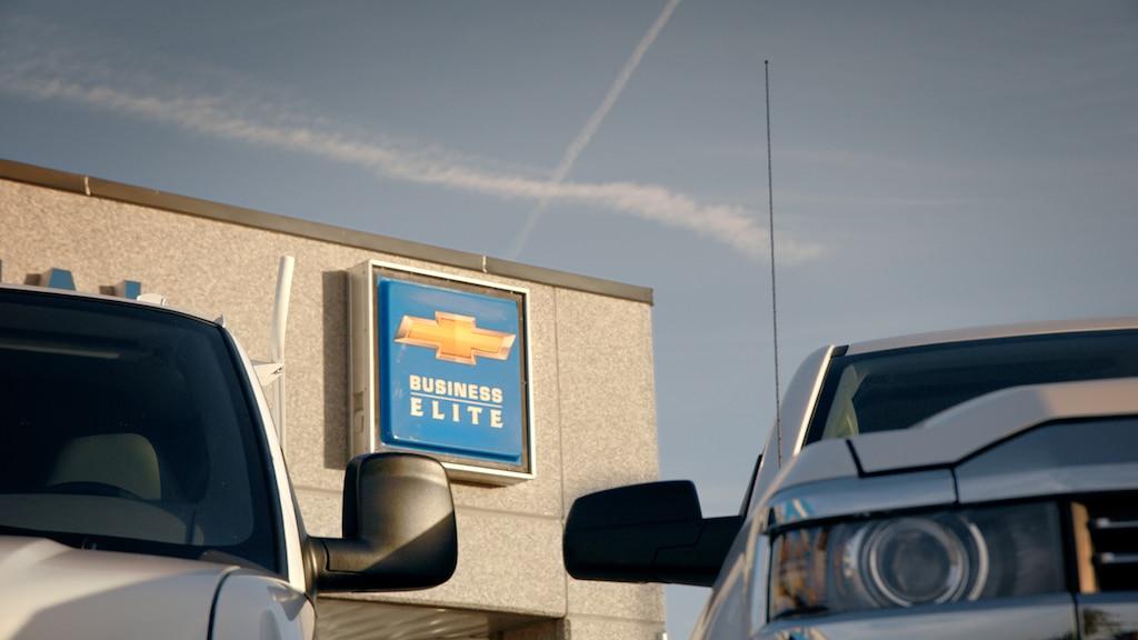Asóciate con un concesionario Business Elite de Chevrolet