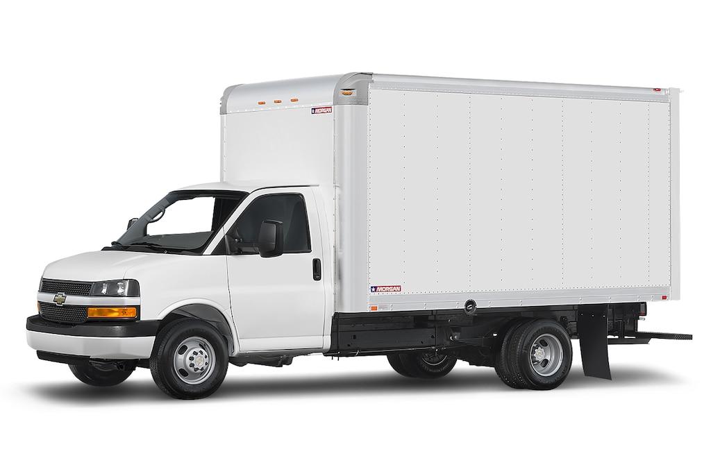Soluciones para camionetas de trabajo Chevy
