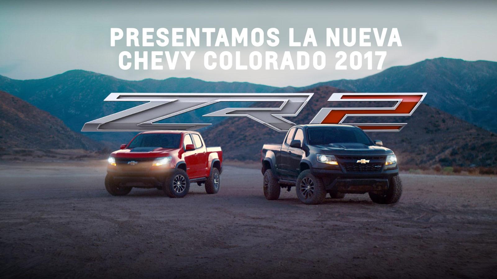 Colorado ZR2 2017