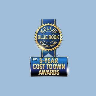 Ícono 5-Year Cost to Own 2016 de Kelley Blue Book