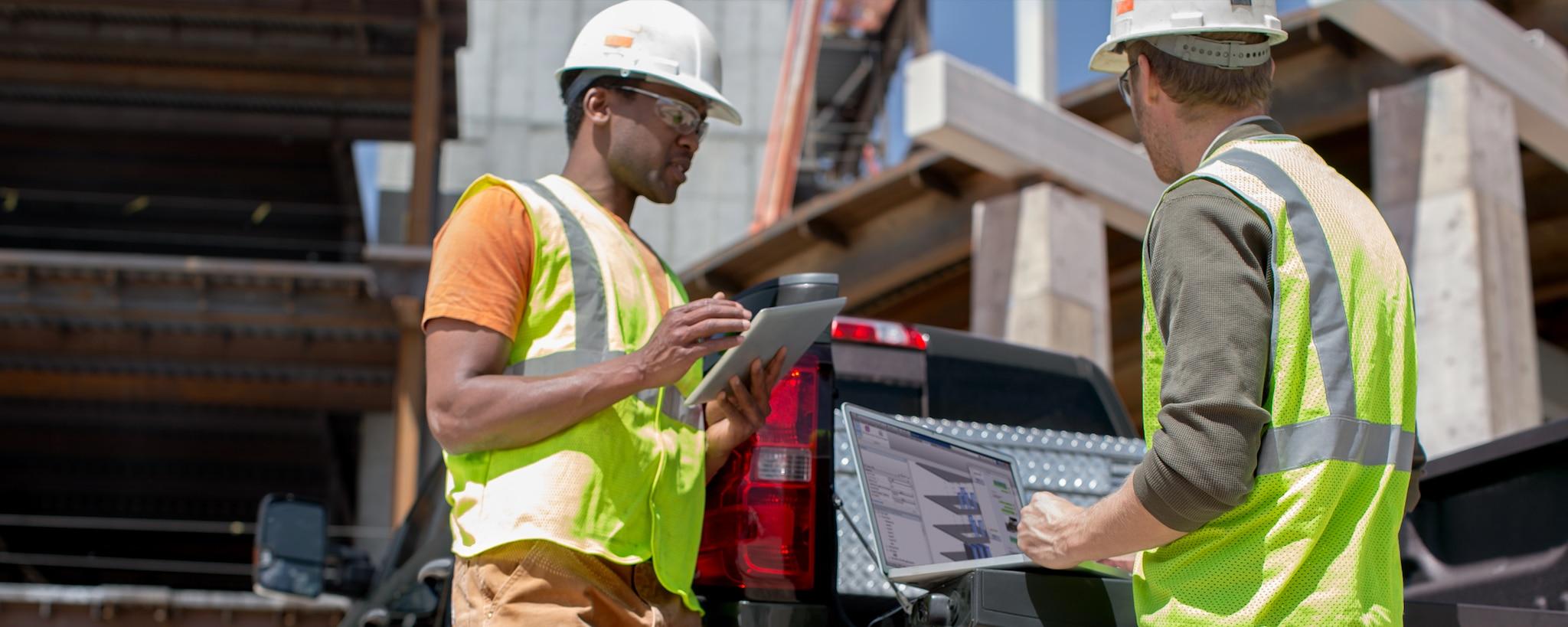 Tecnología de la camioneta comercial de trabajo Silverado HD 2018