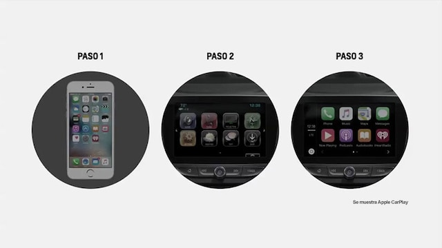 Video de configuración de Apple CarPlay