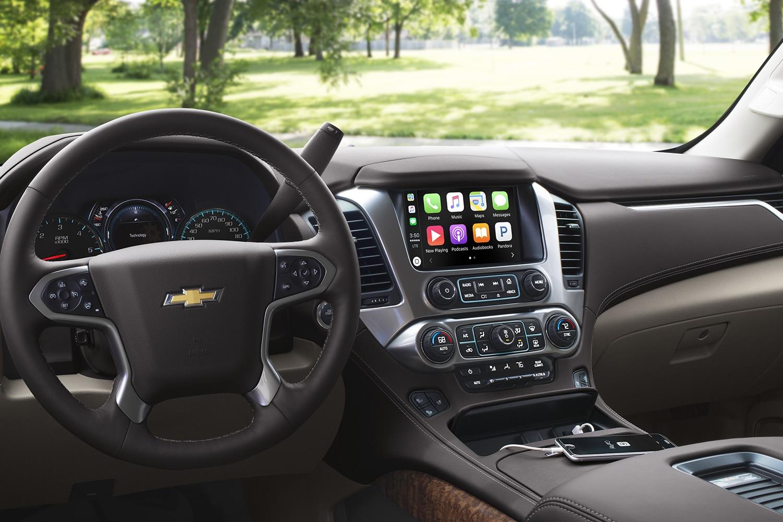 Suburban 2018: SUV grande - SUV de 3 filas | Chevrolet