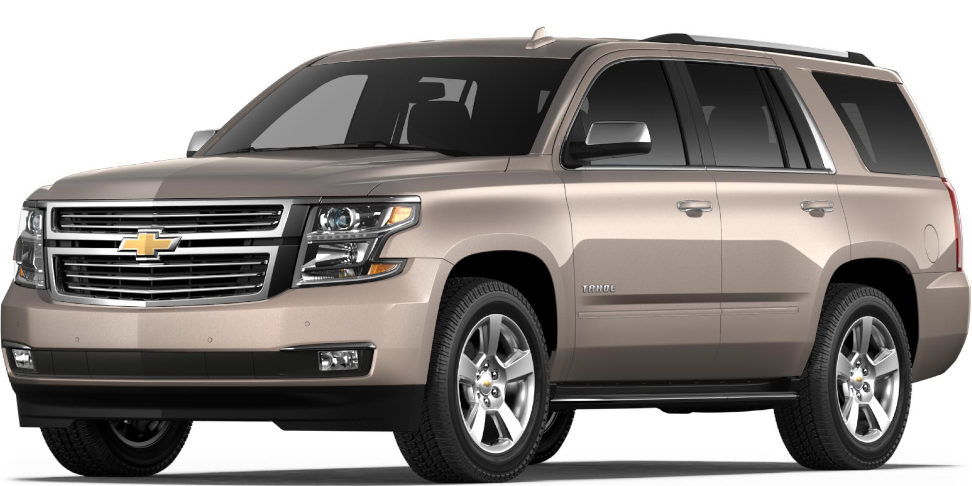 Tahoe 2018: SUV de tamaño completo - SUV para 7 | Chevrolet