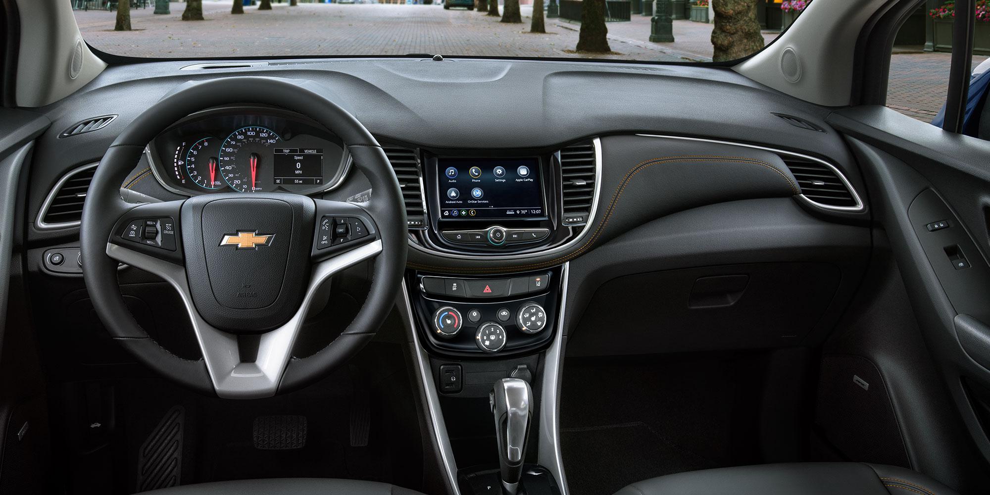 Trax 2018: SUV compacta | Chevrolet