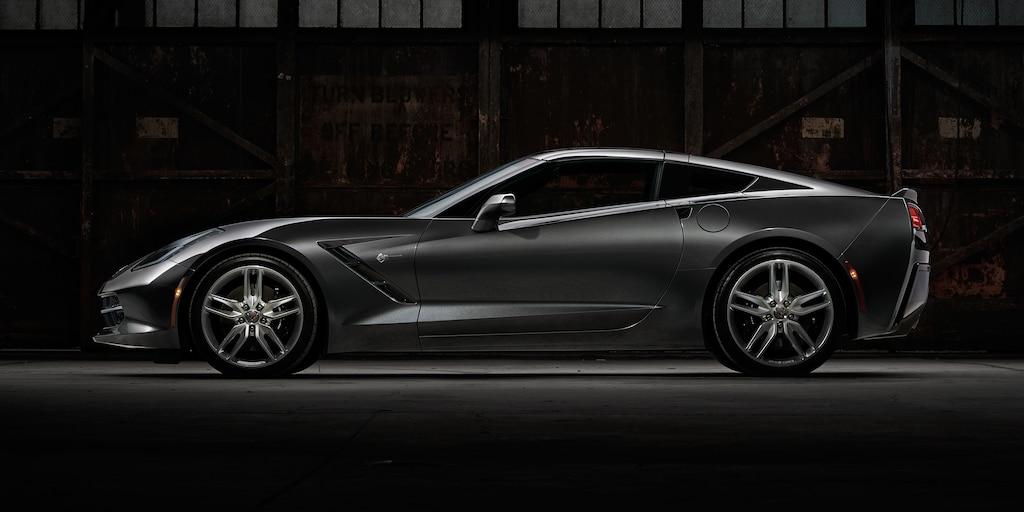Corvette Stingray 2018: Auto deportivo | Chevrolet