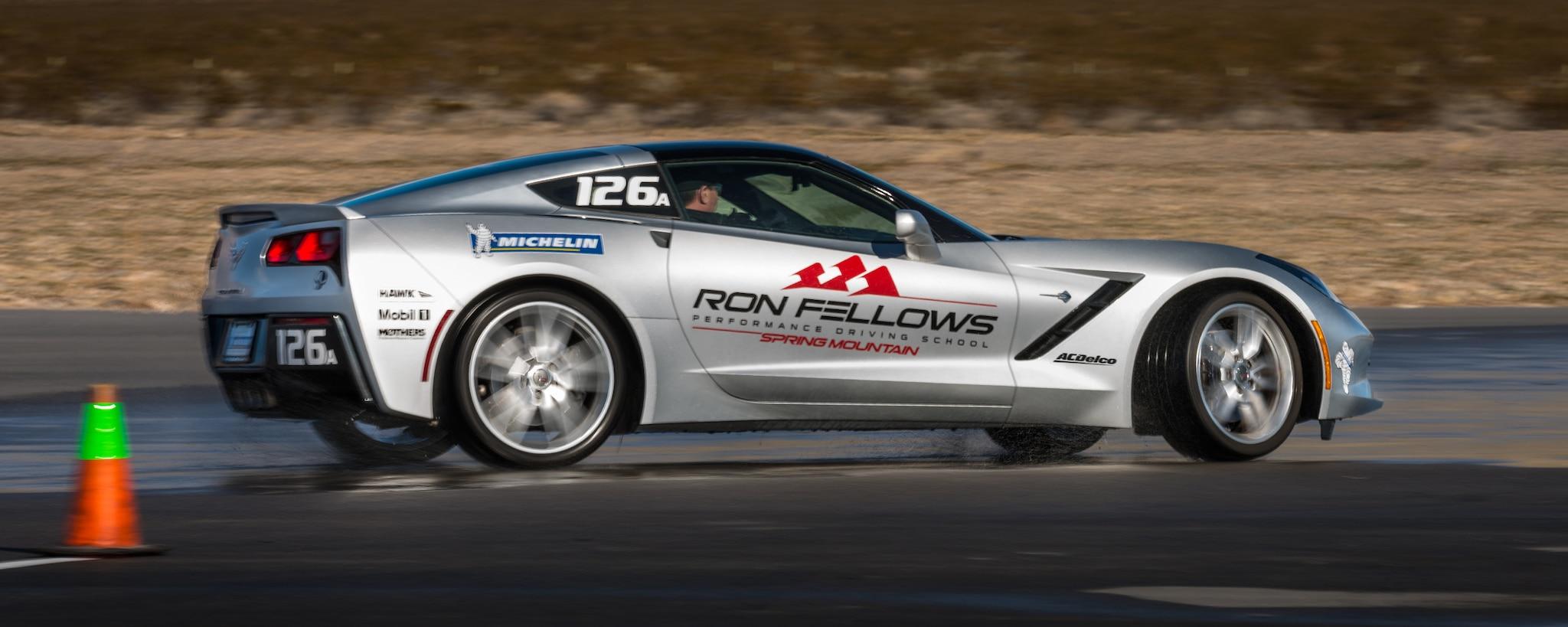 Exclusivos del auto deportivo Corvette Stingray 2018
