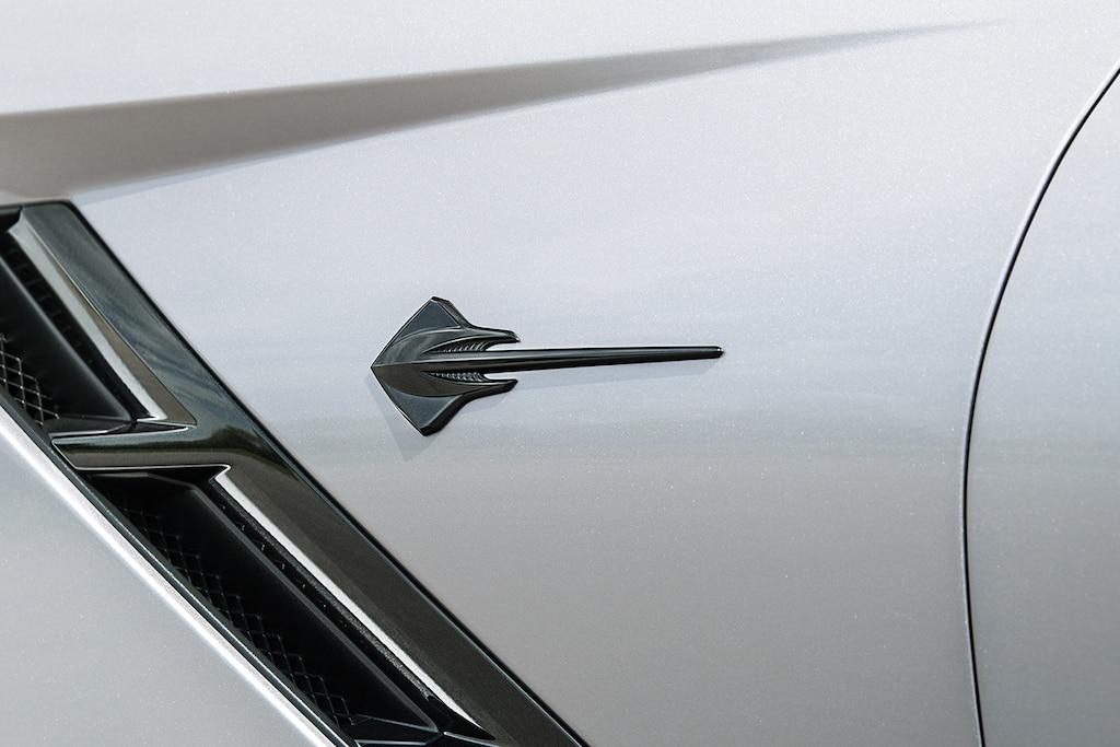 Exclusivos del superauto Corvette Z06 2018