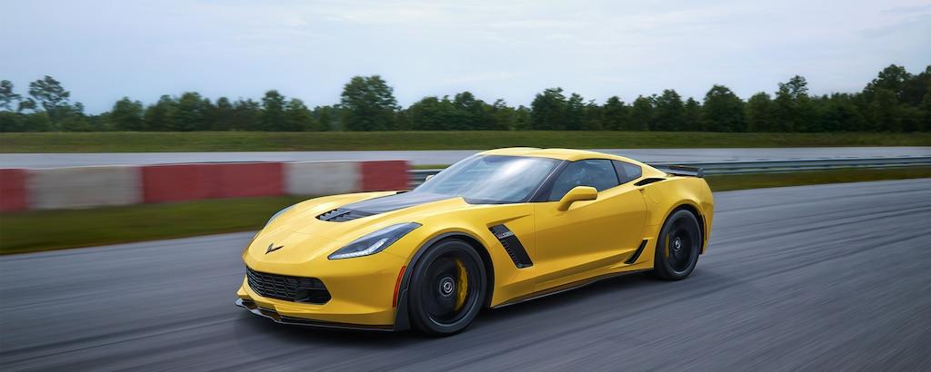 Superauto Corvette Z06 2018