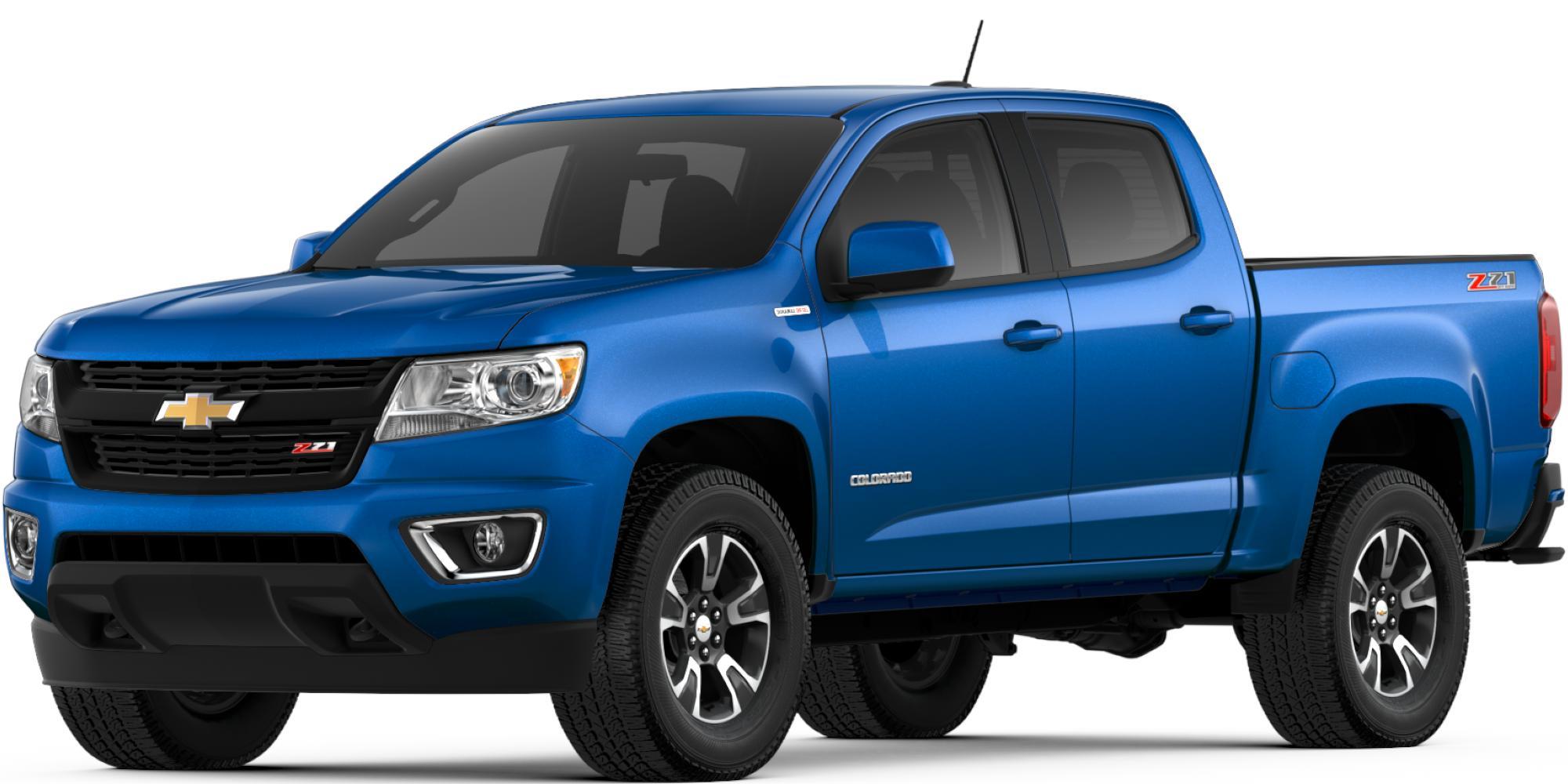 Colorado 2018: Camioneta de tamaño mediano | Chevrolet
