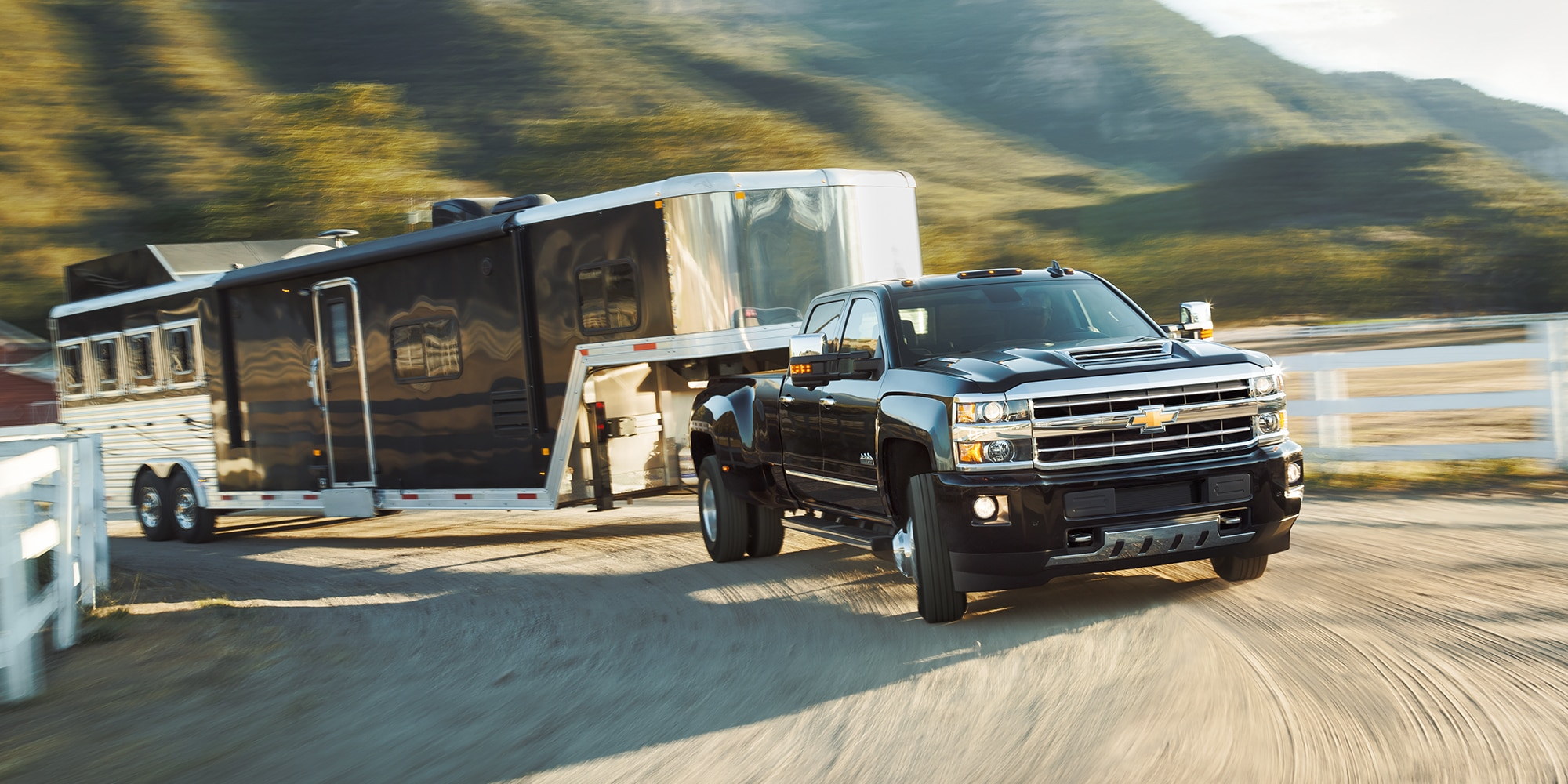 Desempeño de la camioneta Silverado HD 2018 para trabajos pesados: control de estabilidad para remolque 2