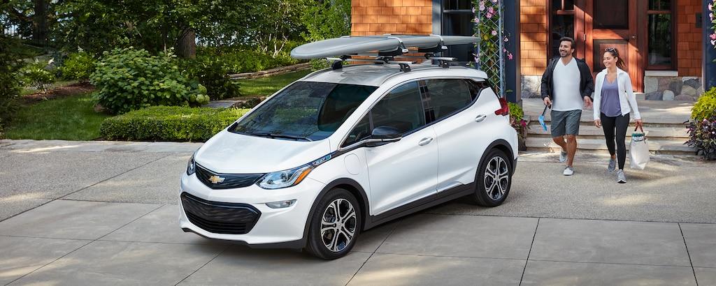 Alcance del auto eléctrico Bolt EV 2019