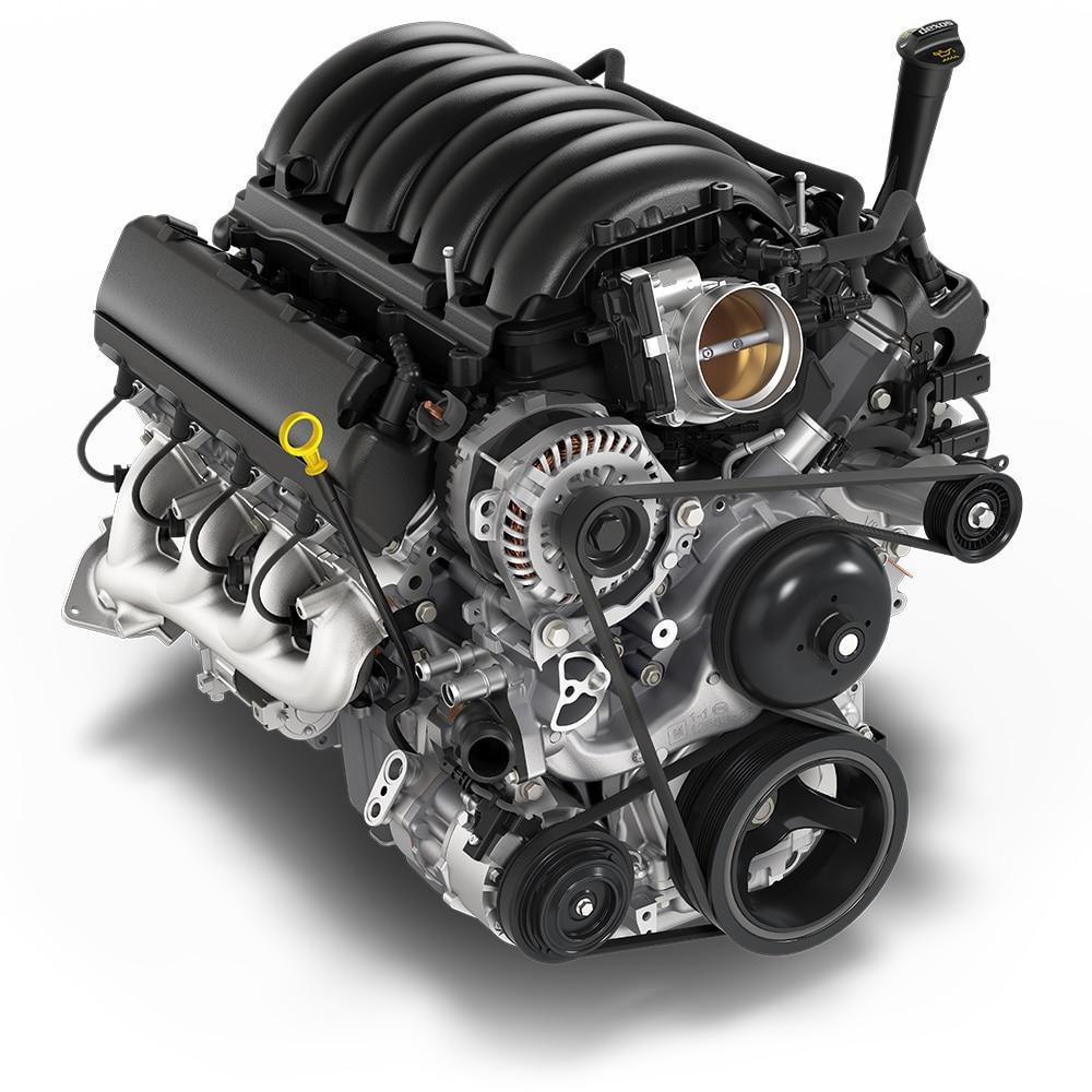 Motor V8 de 6.2 L