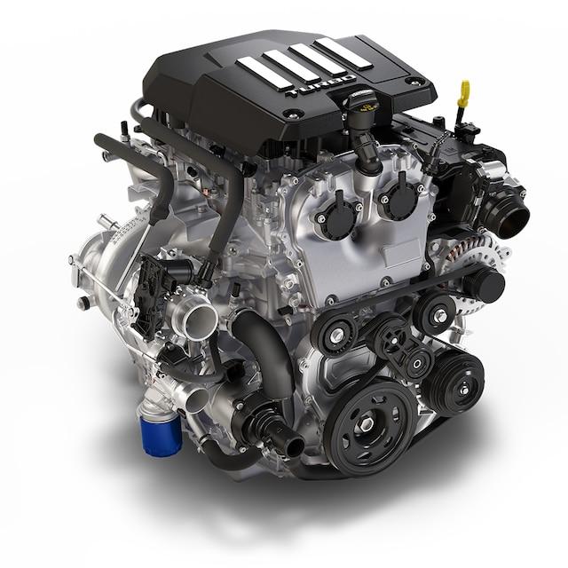 Turbo de 2.7 L