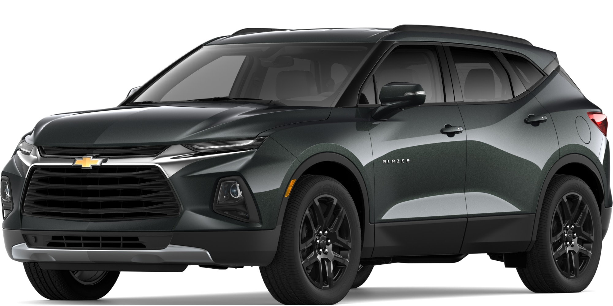 SUV deportiva Blazer 2019 totalmente nueva: Vista delantera de RS