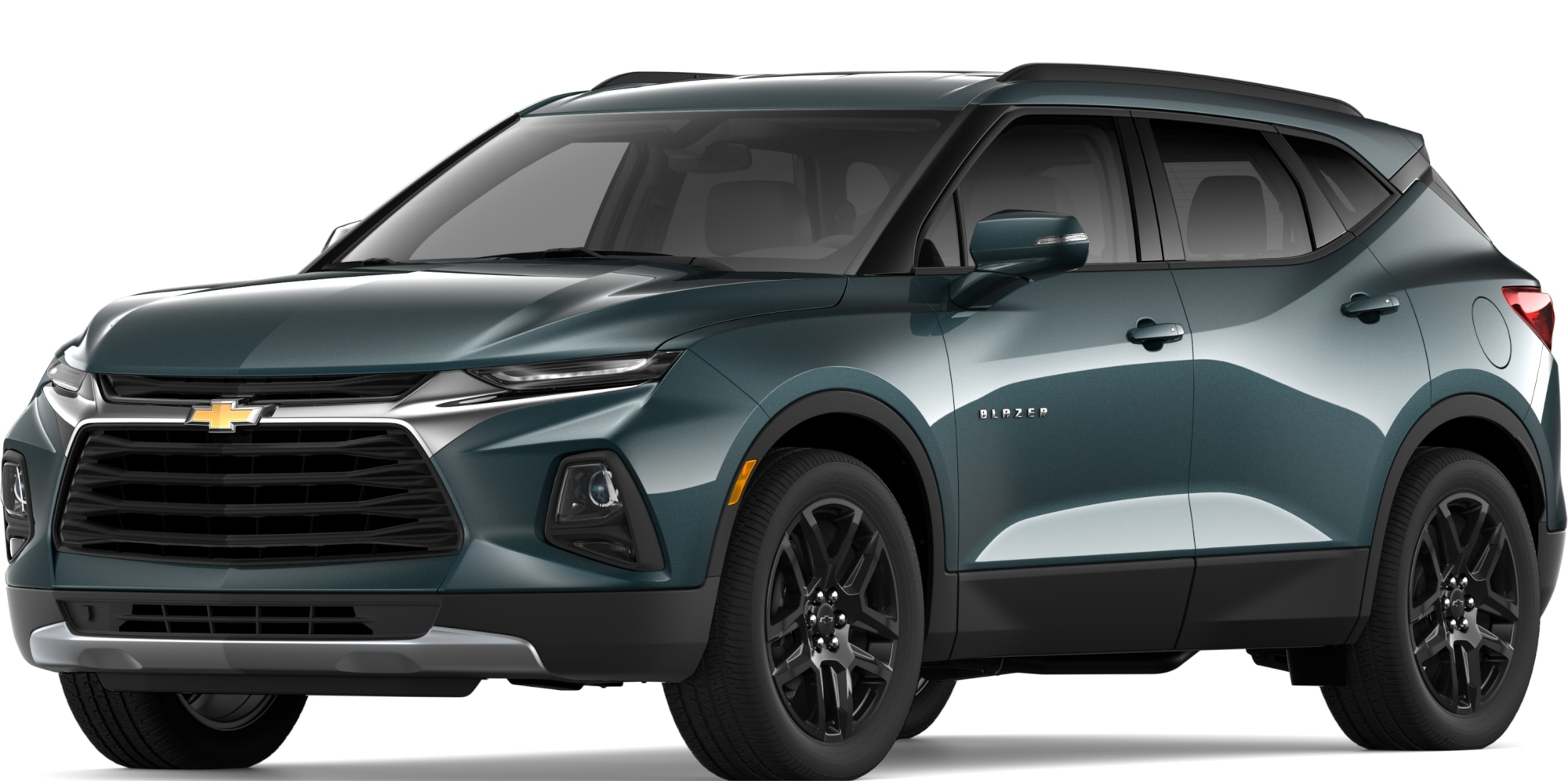 Crossover SUV deportiva de tamaño mediano Blazer 2019 ...