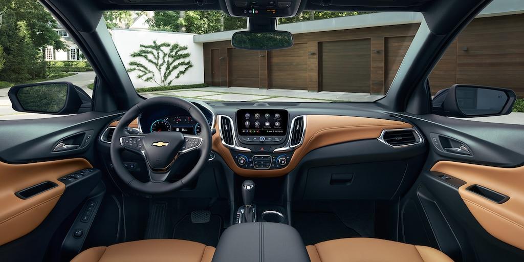 Tecnología de la SUV compacta Equinox 2019: Tablero
