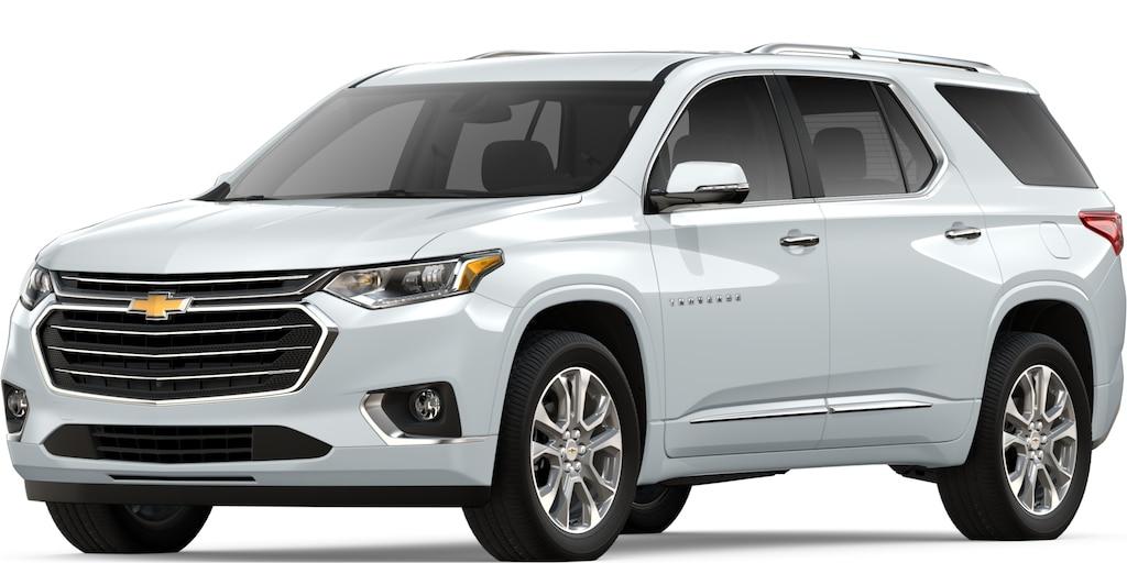 Traverse 2019: SUV de tamaño mediano Crossover - SUV de 3 ...