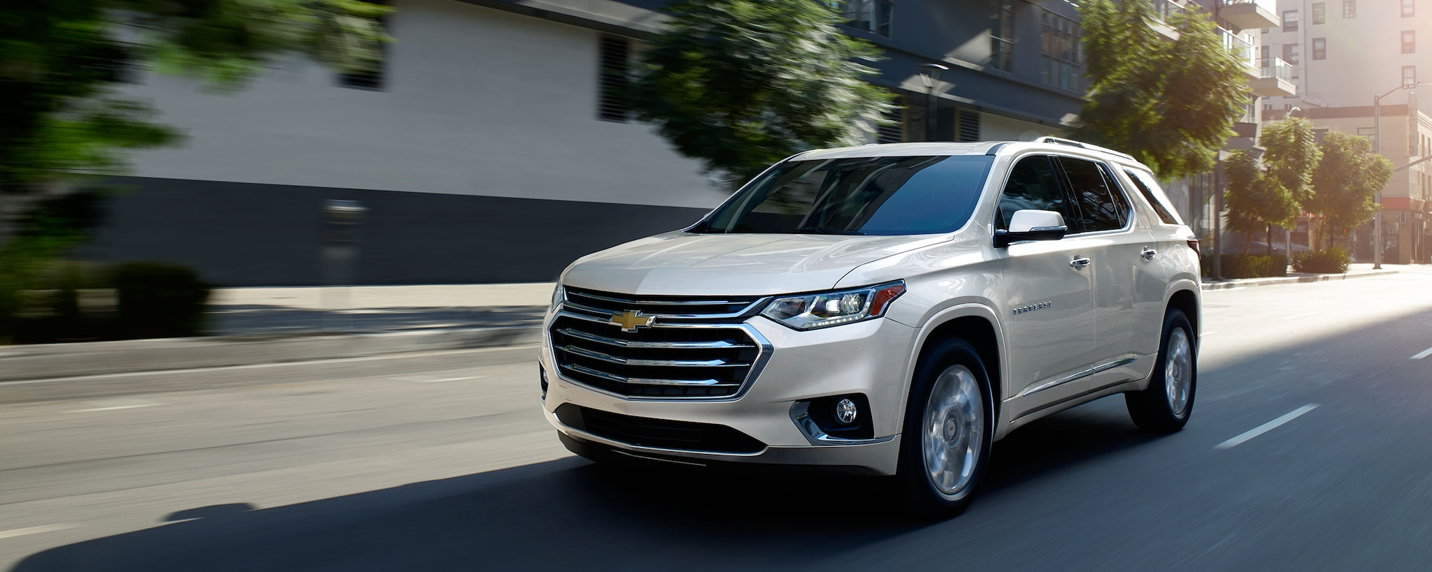 SUV mediana Chevrolet Traverse 2019