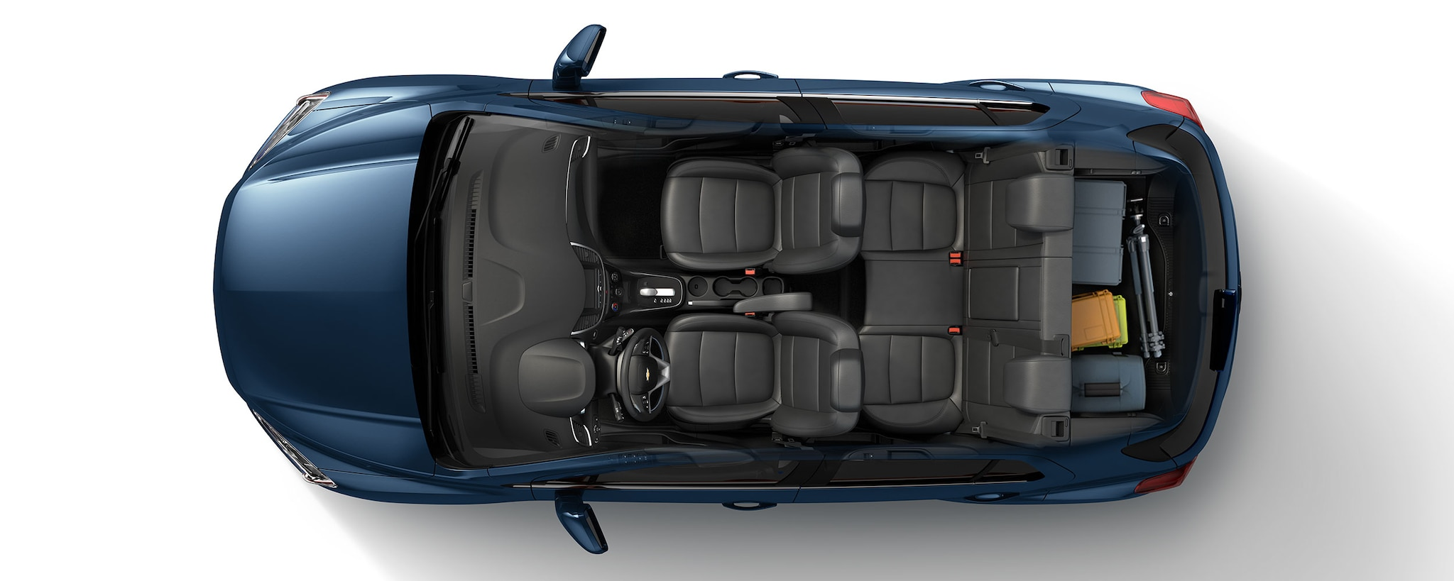Carga de la SUV Trax 2019 compacta: Artista