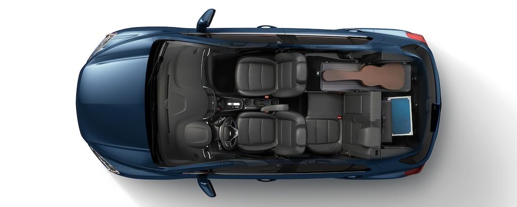 Carga de la SUV Trax 2019 compacta: Músico