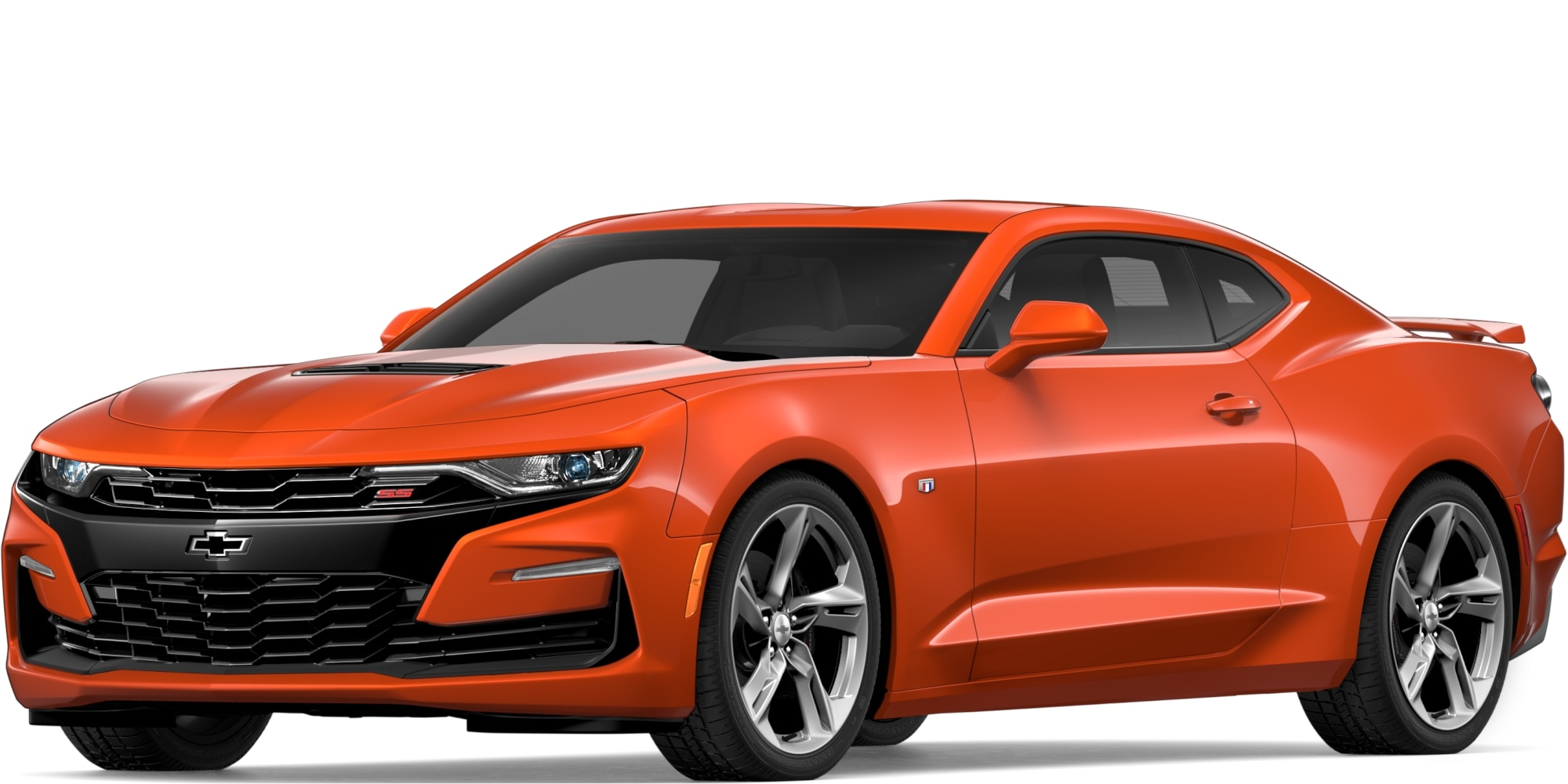 Chevrolet Camaro 2019 en Crush
